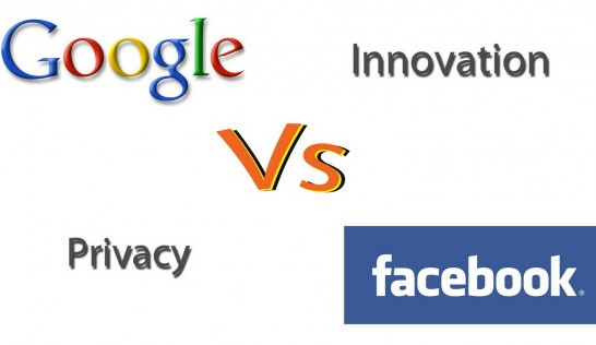 GOOGLE+ VS FACEBOOK - MCB