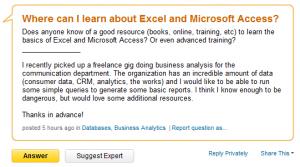 LinkedIn pitanja i odgovori