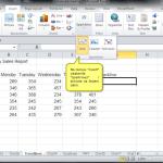 Trikovi u Excelu 10. deo: Sparklines ili grafikon unutar jedne ćelije