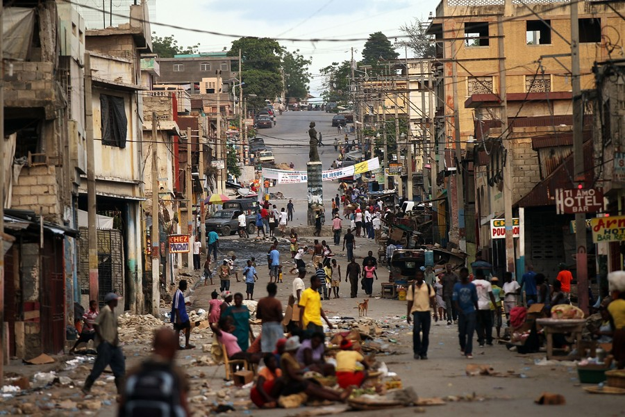 Port-Au-Prince On Edge After Rumors Surface About President's Nationality