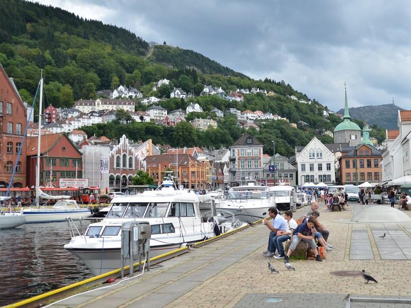 Bergen and Alesund - Norwegian Archipelago Fjords