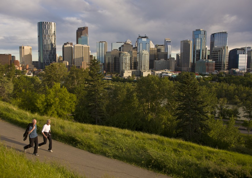 Energy Boom Continues in Calgary