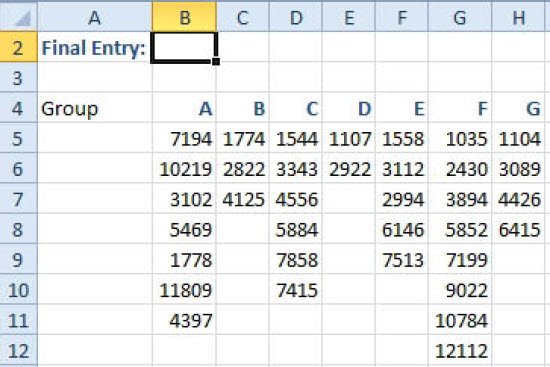 MCB Trikovi u Excelu (230)