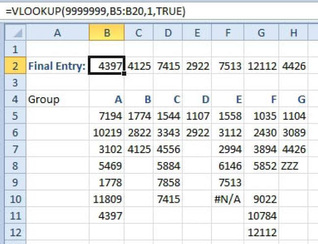MCB Trikovi u Excelu (234)