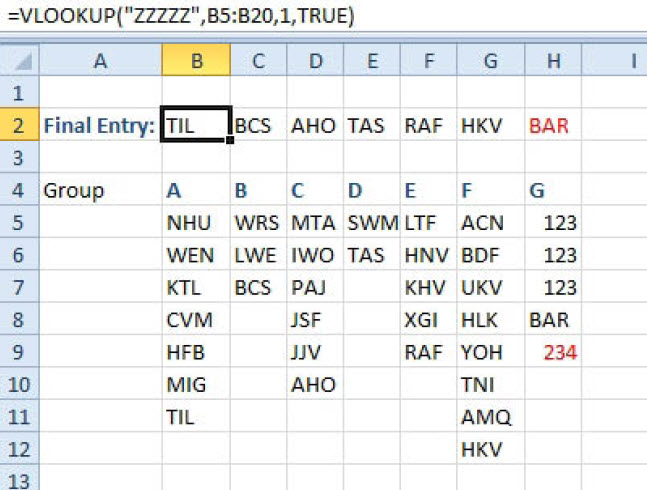 MCB Trikovi u Excelu (235)