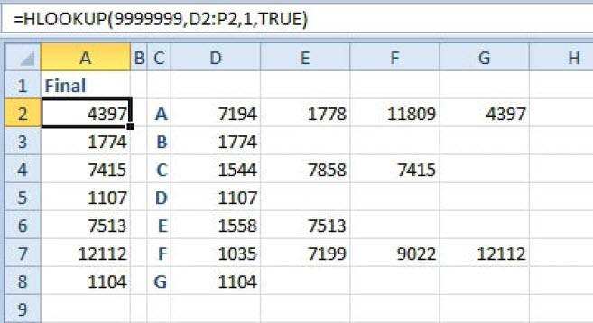 MCB Trikovi u Excelu (236)