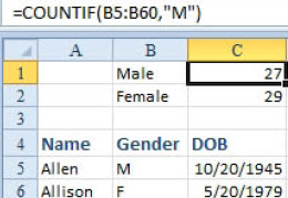 MCB Trikovi u Excelu (307)