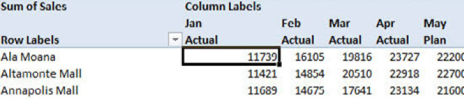 MCB Trikovi u Excelu (379)