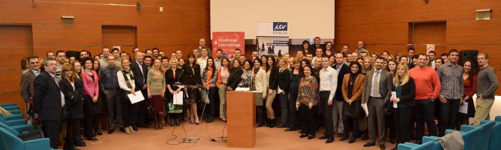 ICV Srbija, 130 controllera na jednom mestu, Narodna banka Srbije