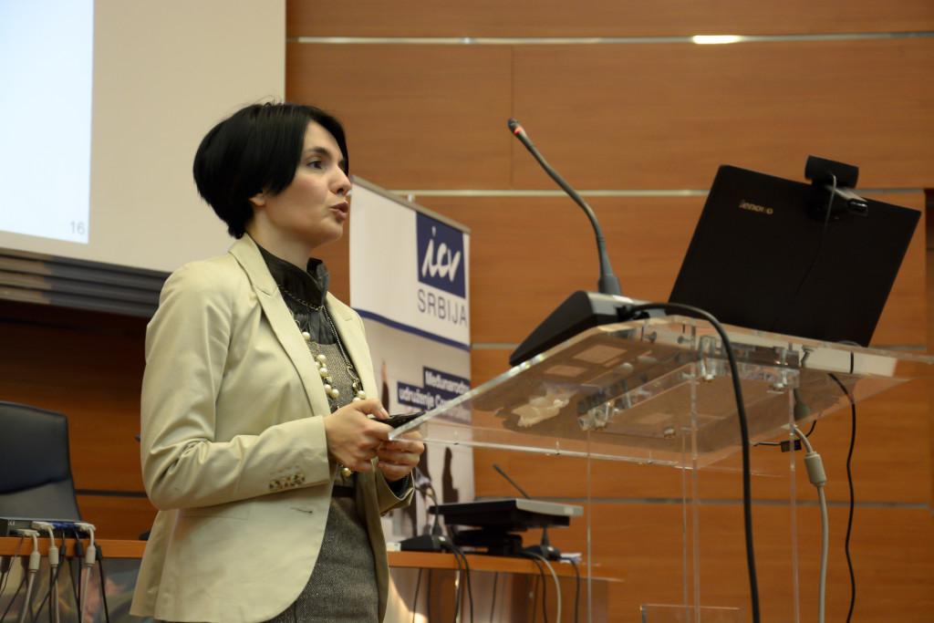 Svetlana Miklič, controlling ekspert, Tarkett