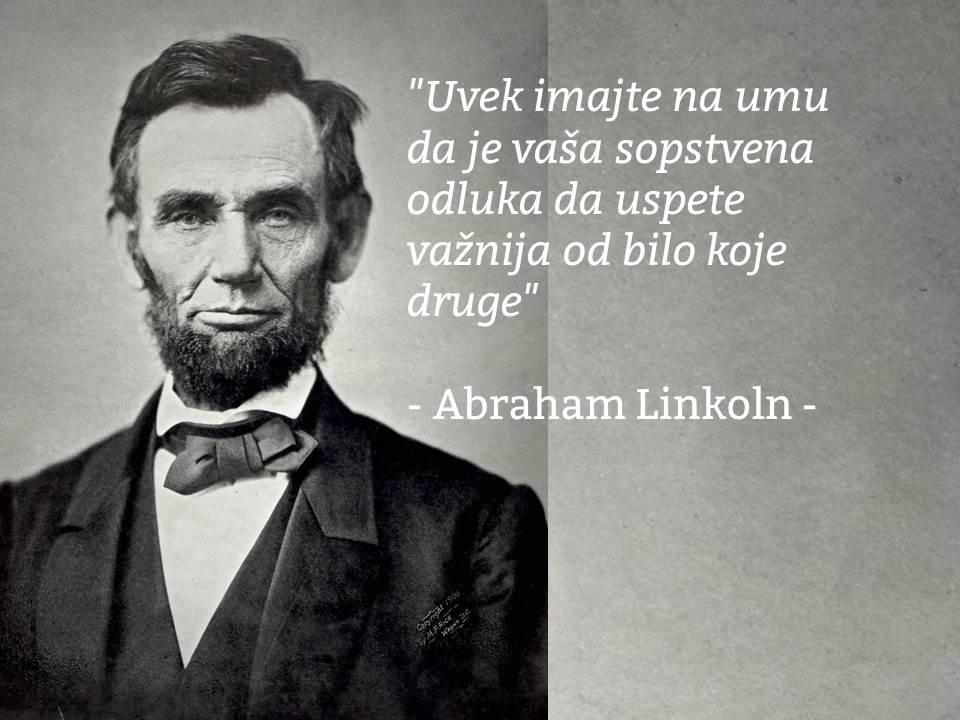 Abraham Linkoln