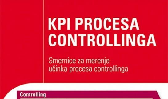 KNJIGA: KPI PROCESA CONTROLLINGA