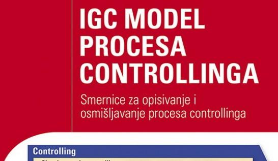 KNJIGA IGC MODEL PROCESA CONTROLLINGA