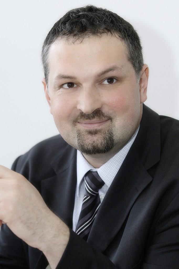 Stevan Čomić, direktor sektora controllinga, Erste bank