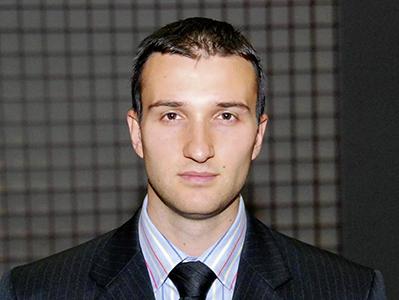 Veljko Žarić, performance management expert, Telenor