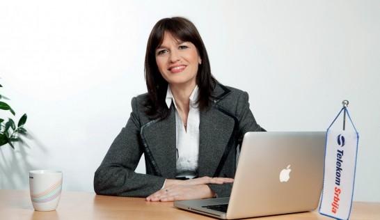 Uvođenje Oracle Hyperiona u Telekom Srbija, ALEKSANDRA ĐORĐEVIĆ, DIREKTOR FUNKCIJE ZA BUDŽET I KONTROLU, TELEKOM SRBIJA