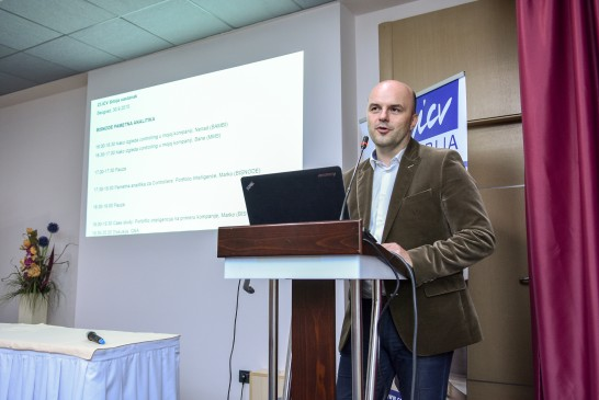 Bojan Šćepanović, predsednik ICV Srbija i direktor Menadžment centra Beograd