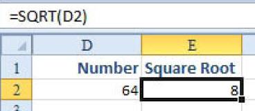 Kako pronaći kvadratni i kubni koren