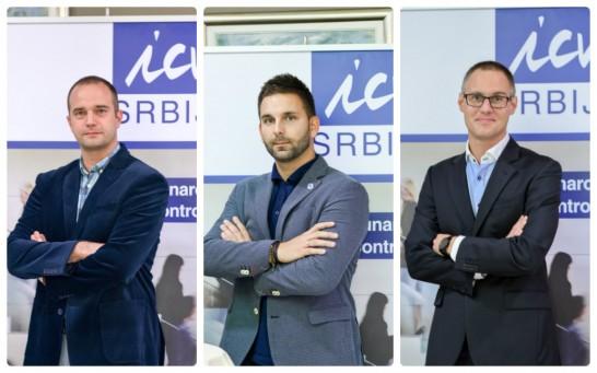 Govornici: Nenad Radunović, Branislav Lončar i Marko Srabotnik