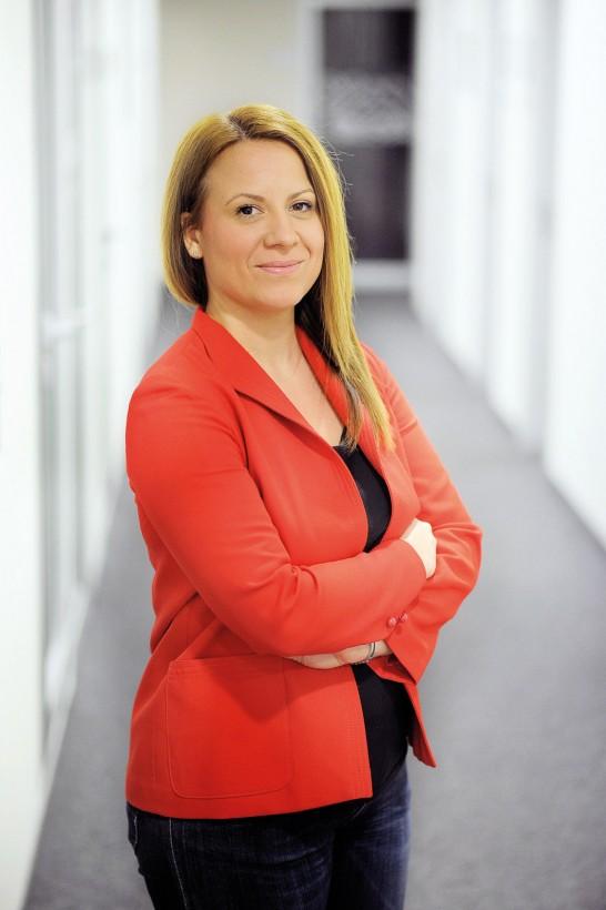 Anja Atanasijević, Sales Reporting and TTS Supervisor, Nestlé Adriatic