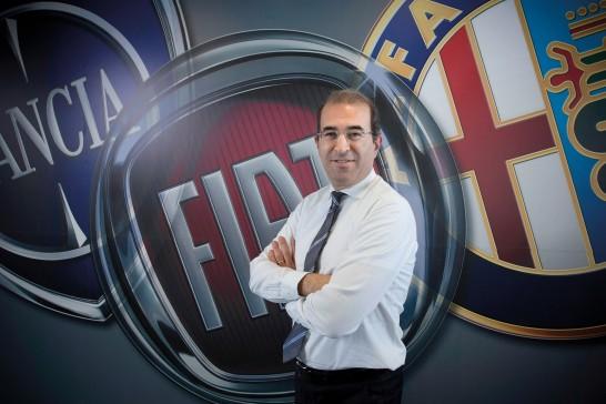 Fabrizio Renzi, CFO, FCA Srbija