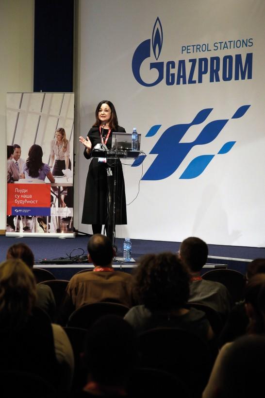Nataša Stamenković, HR direktor, NIS
