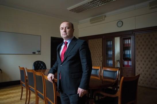 Prof. dr Milenko Dželetović, Izvršni direktor za finansije, Telekom Srbija