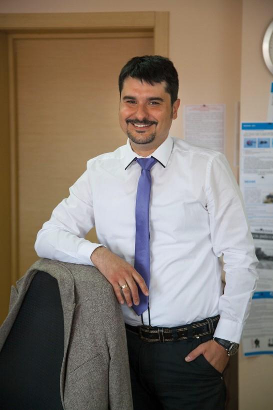 Rade Radanović, Rukovodilac službe za upravljanje zalihama, NIS