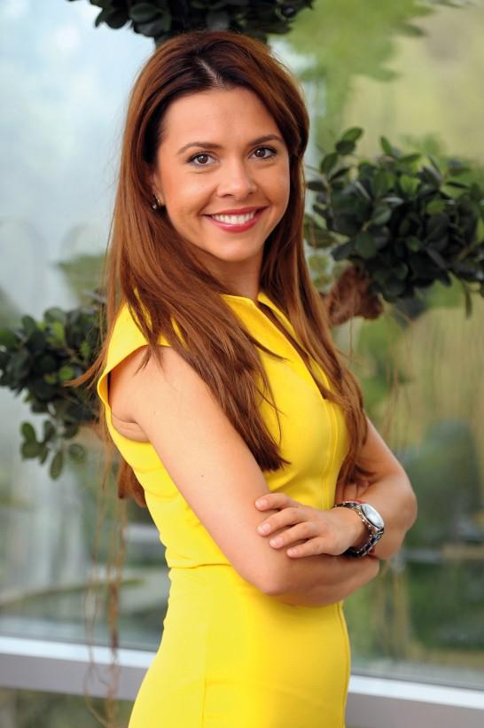 Viktorija Radojević, Izvršni direktor za marketing, Mercator S