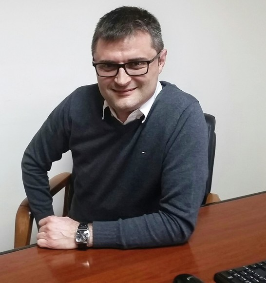 Dalibor Pajić, Finansijski direktor, Carnex