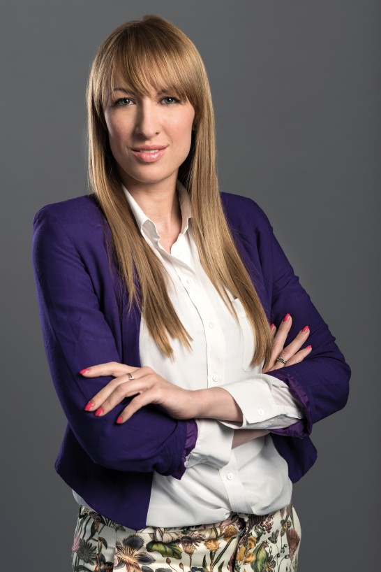 Tamara Dragašević, CFO for Solution and System Integration, Comtrade Group