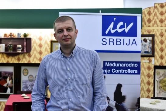 Đorđe Koprivica, Finansijski direktor, Carlsberg Srbija