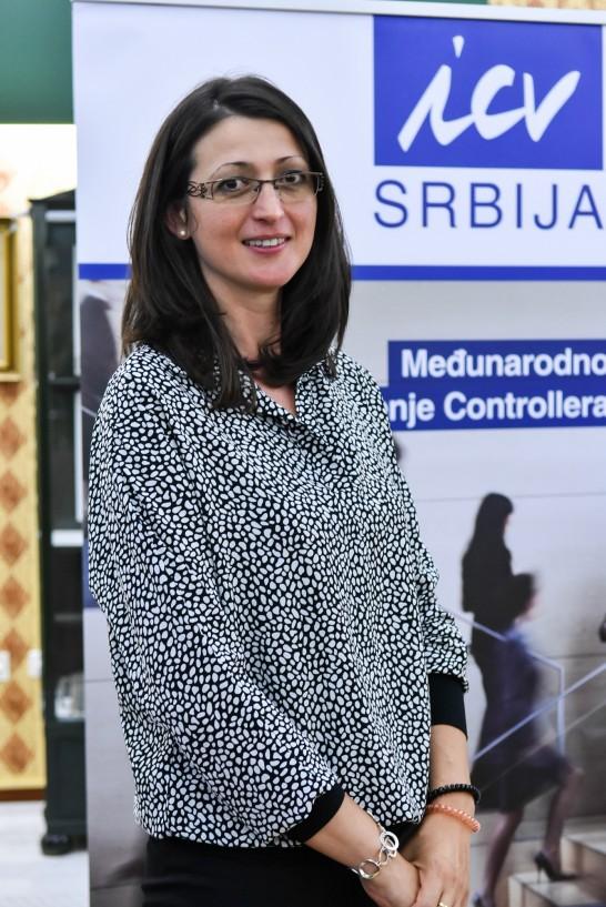 Biljana Plesnik, Menadžer komercijalnog controllinga