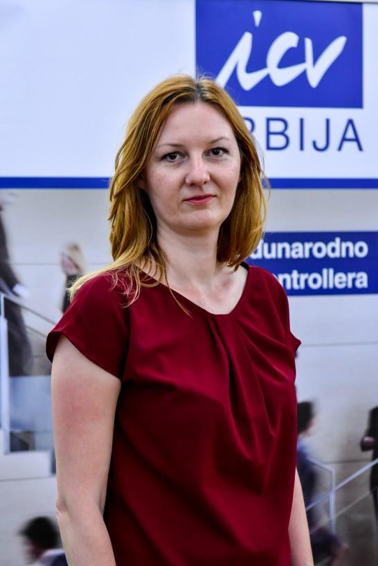 Jovanka Radošević, Regionalni tim lider, Carlsberg Srbija