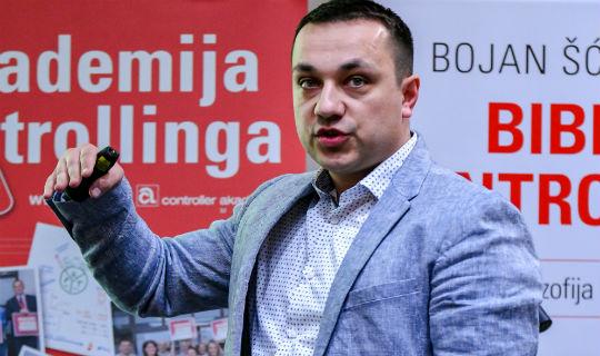Dejan Đorđević, Knjaz Miloš, Controlling #12