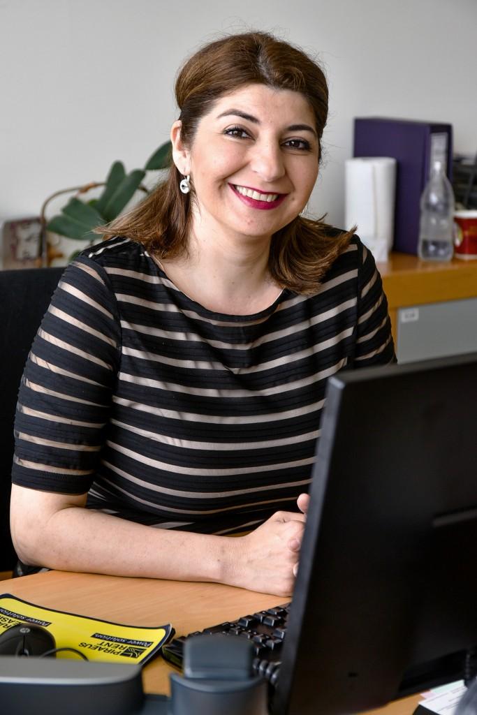Bojana Vesić Antić, HR direktor, Piraeus banka