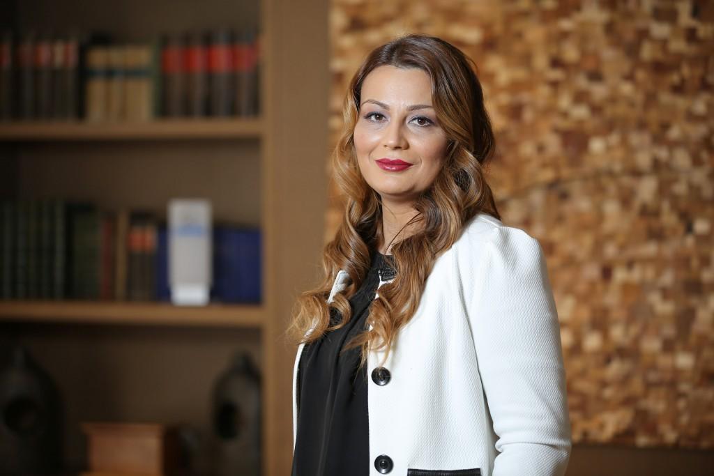 GORDANA BUKUMIRIĆ, CEO, UNIQA OSIGURANJE