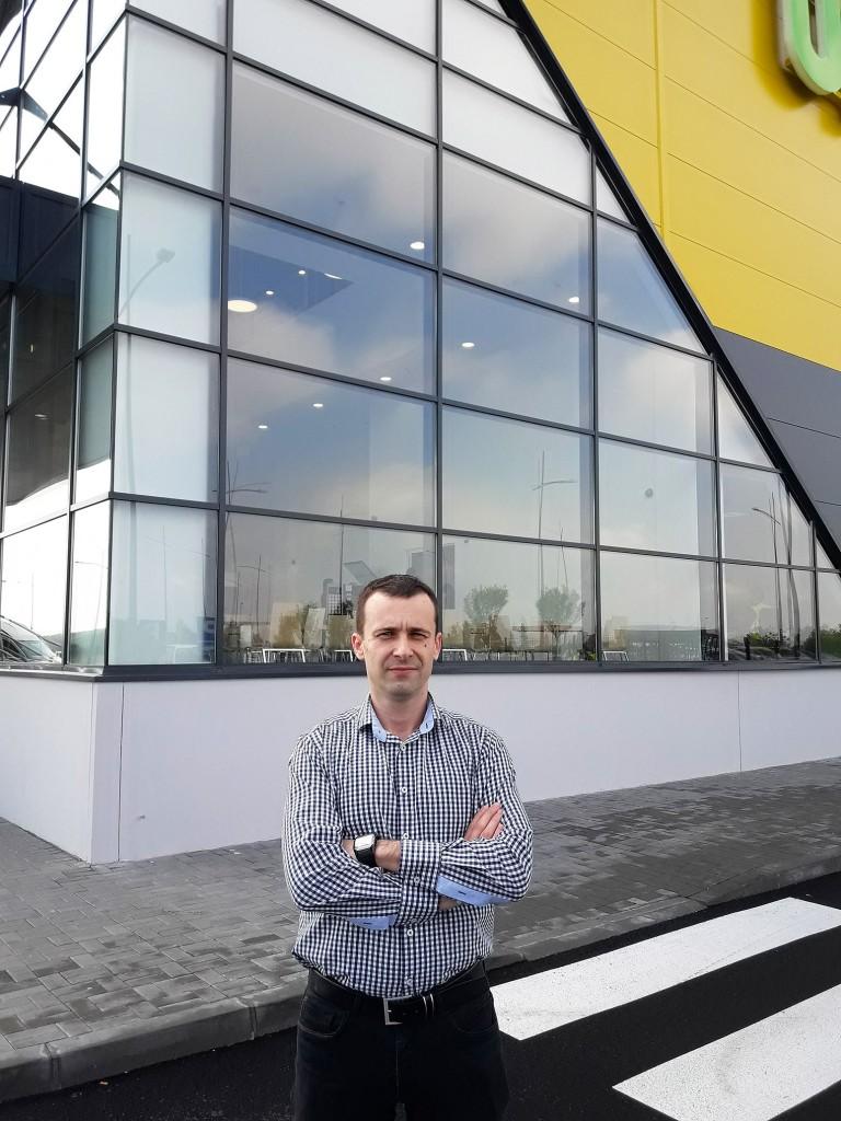 Goran Vujašinović, Supply Manager, UNIVEREXPORT