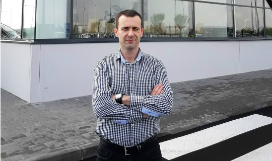 Goran Vujašinović,Supply chain,NIS