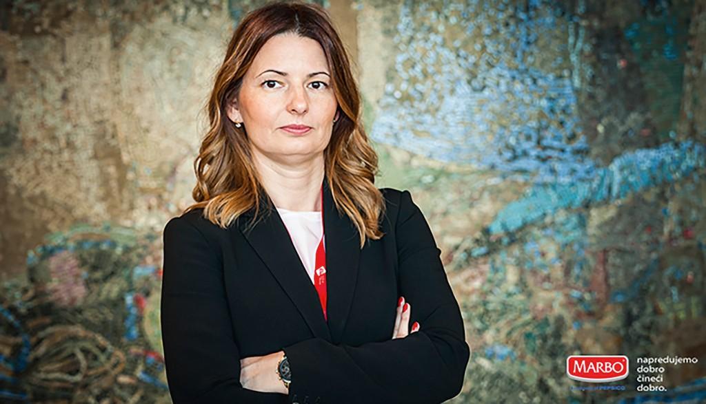 IVANA DAGOVIĆ, WEST BALKANS CONTROLLER, PEPSICO