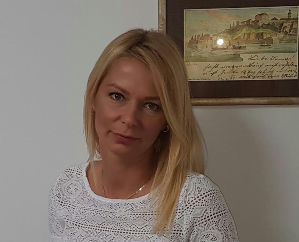 Tijana Rauš, CFO, PINOLES