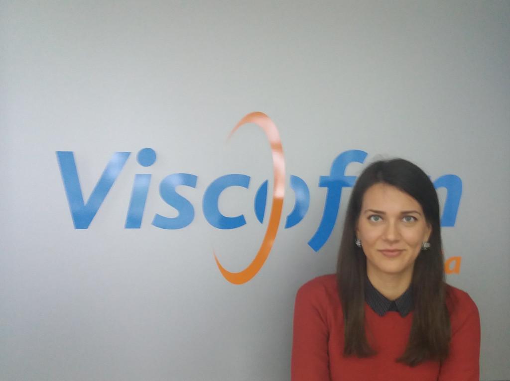 Anja Dadasović, KOTEKS VISCOFAN