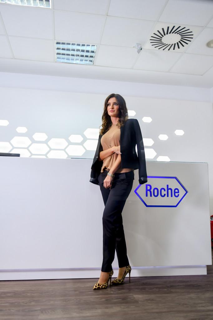 Jasna Jovanović, Roche