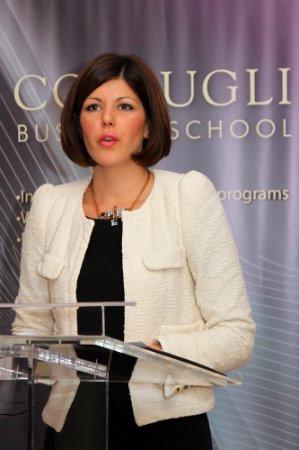 Katarina Vladić, Executive direktor, COTRUGLI