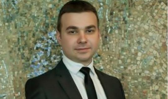 Marko Agatonović Direktor sektora finansijskog kontrolinga Mercator