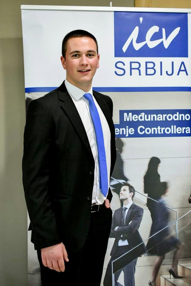 Milos Cveetković, MCB