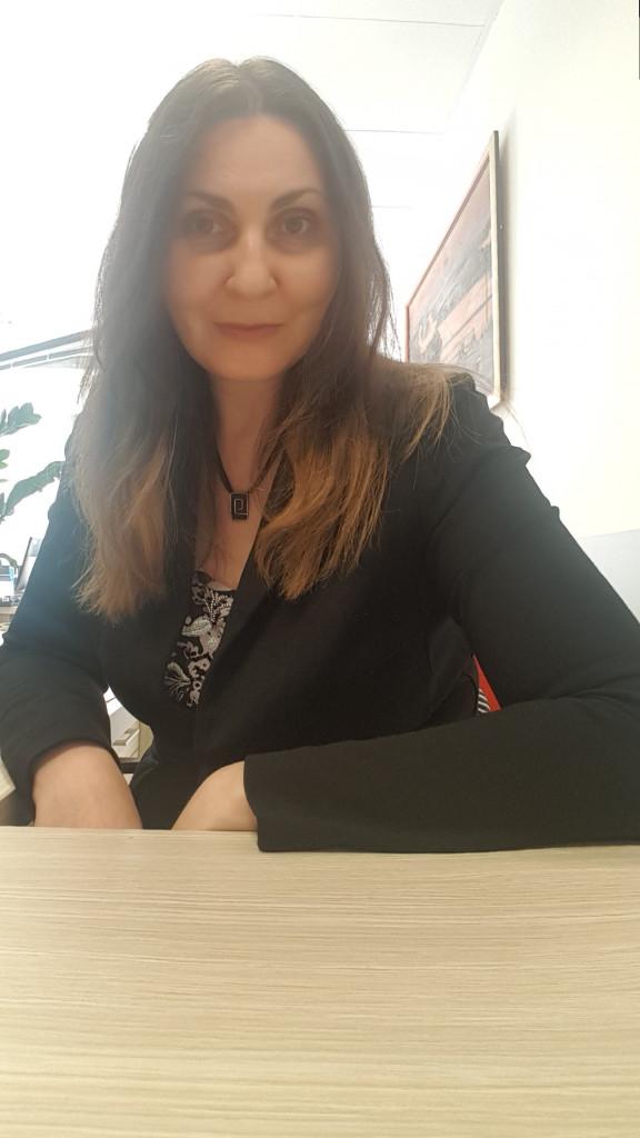 Nataša Žikić Buha, Telekom Srbija