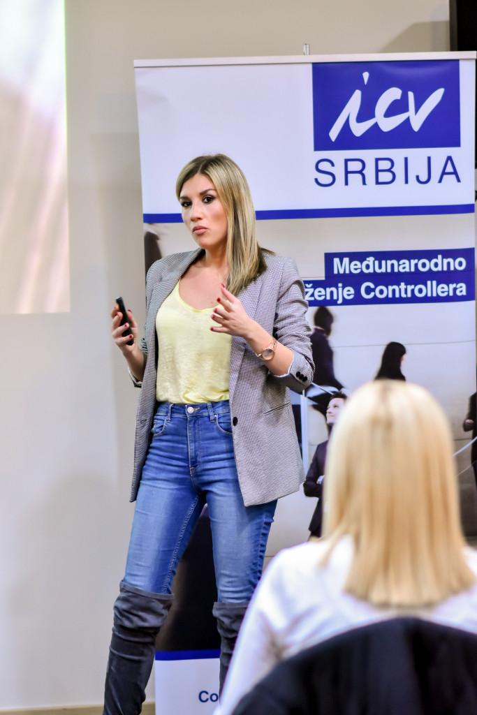 Sonja Puzigaća, Finansijski analitičar, Hellenic Sugar Industry