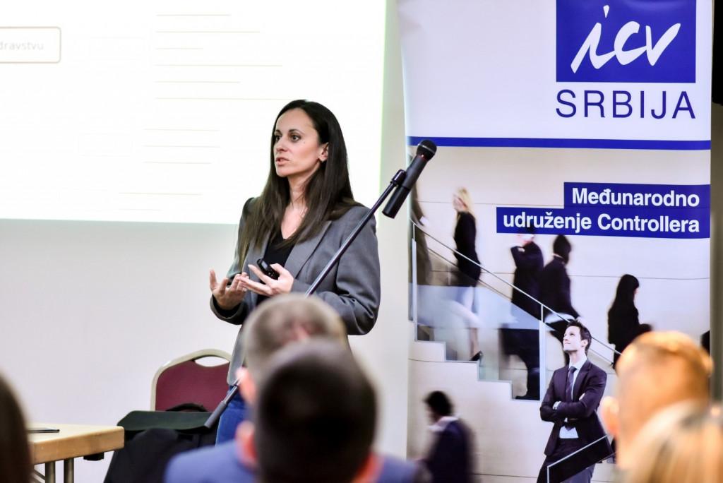 Ivana Višnjić, CFO, Bel Medic