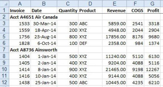 MCB Trikovi u Excelu (100)